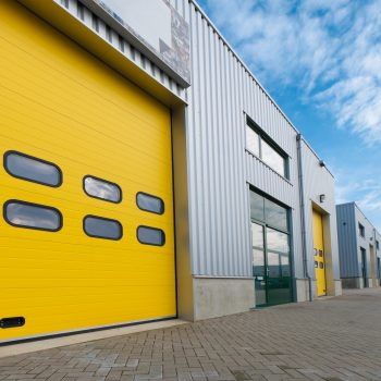 Large Roller Shutter Door For Commercial Warehouse