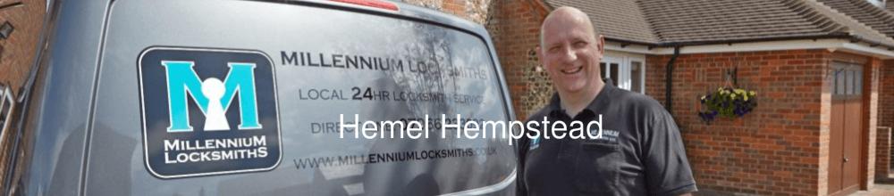 Locksmith Hemel Hempstead