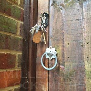 Gate Lock Example 2