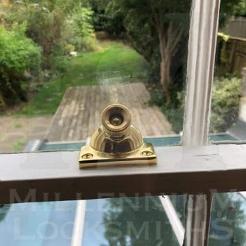 Fitted Window Sashlock