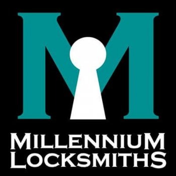 Millennium Locksmith Alternative Logo