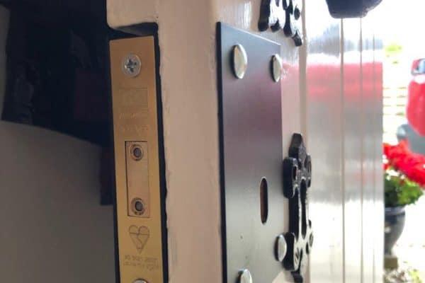 Chubb in a box Lock